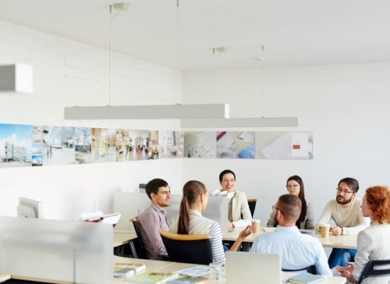 meeting - Salary Surveys & Data in Canada - COIRI Benefits & Compensation